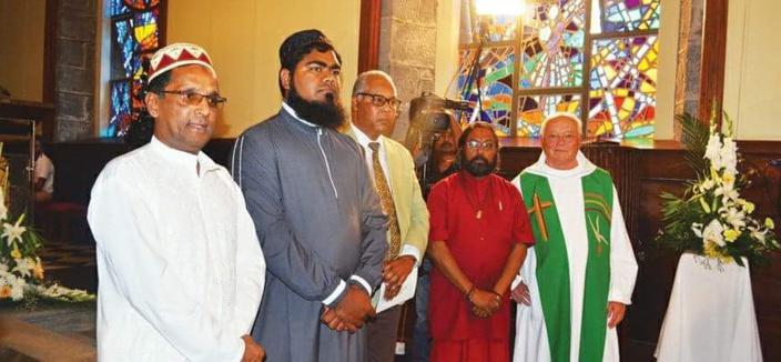 Manifestations anti-LGBT : Le Conseil des Religions désapprouve publiquement Bellal Maudarbux