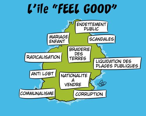 [KOK] Le dessin du jour : Feel Good