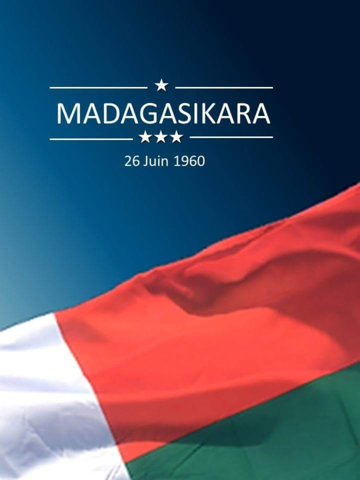 ZINFO MORIS souhaite une bonne fête de l'Indépendance à nos amis malgaches