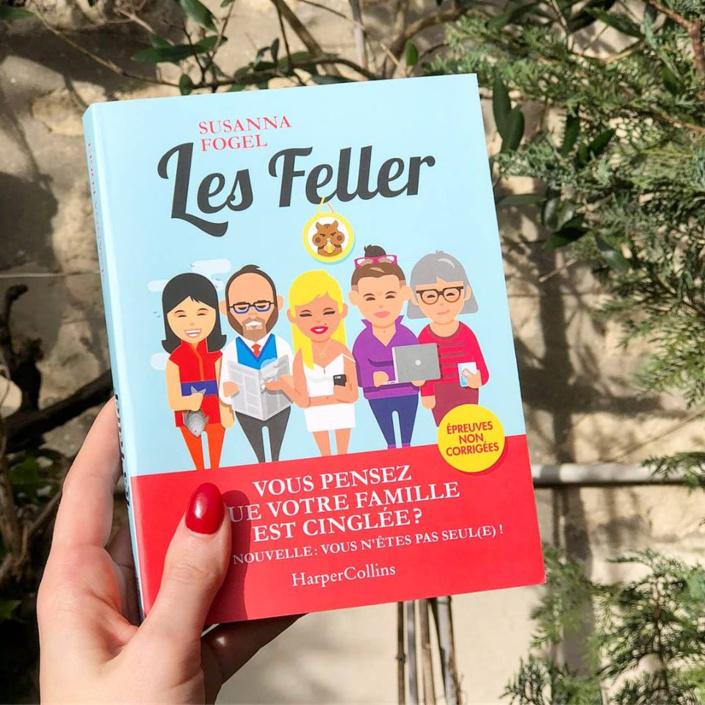 Le livre du jour : Les Feller de Susanna Fogel