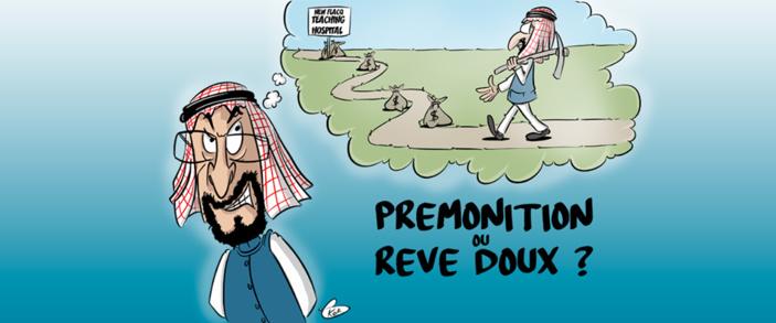 Les dons du prince du désert Abdulaziz Al Saud valent leur pesant d'or