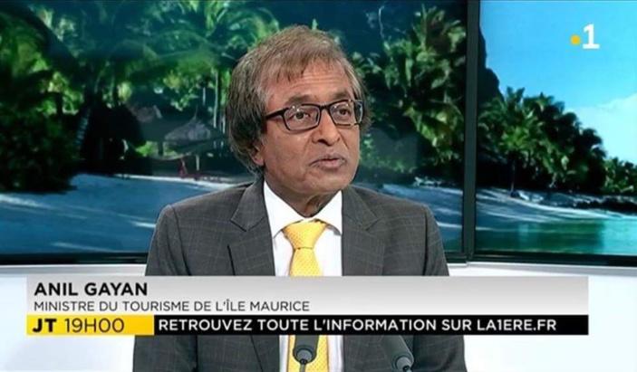 Visite express du ministre du Tourisme Anil Gayan à la Réunion
