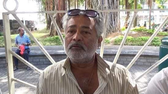 3ème jour de grève de la faim pour les licenciés de la CWA et leur représentant syndical, Atma Shanto
