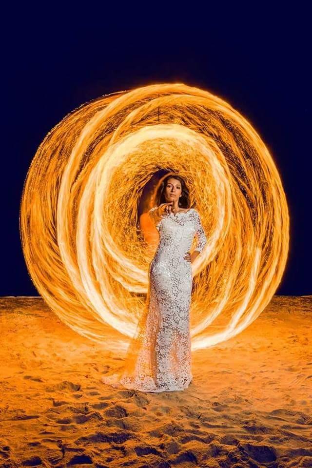 Vivez un shooting et une expérience unique en vidéo avec Fire Tribe Mauritius