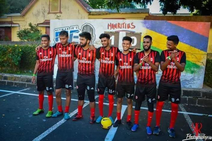 Le club Rossoneri au tournoi du Neymar Jr's Five au Brésil !