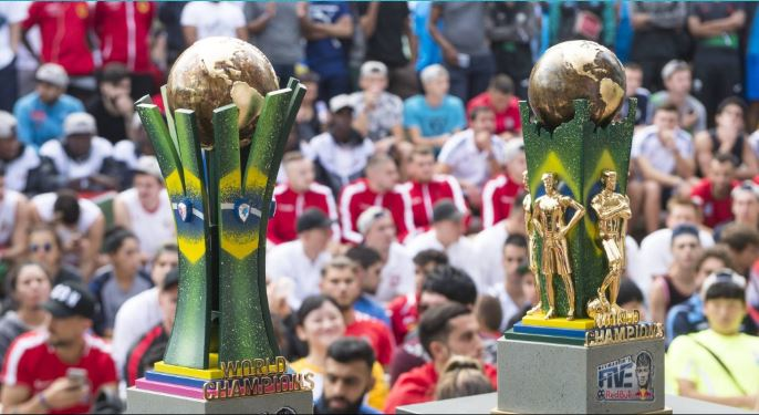 [Diaporama] LE CLUB ROSSONERI EST AU TOURNOI DU NEYMAR JR'S FIVE AU BRÉSIL !
