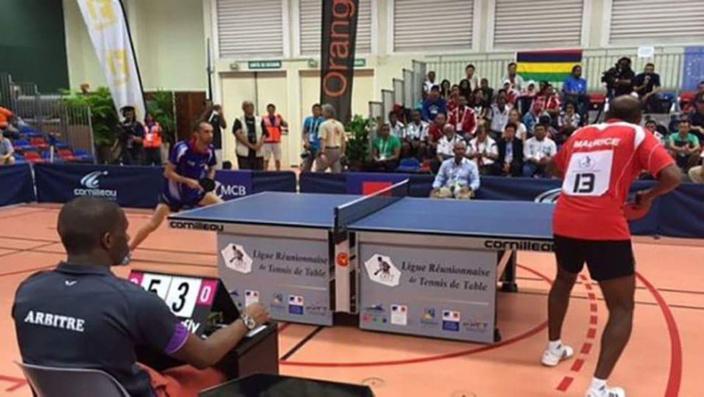 CHAMPIONNATS D'AFRIQUE DE TENNIS DE TABLE du 3 au 9 septembre 2018