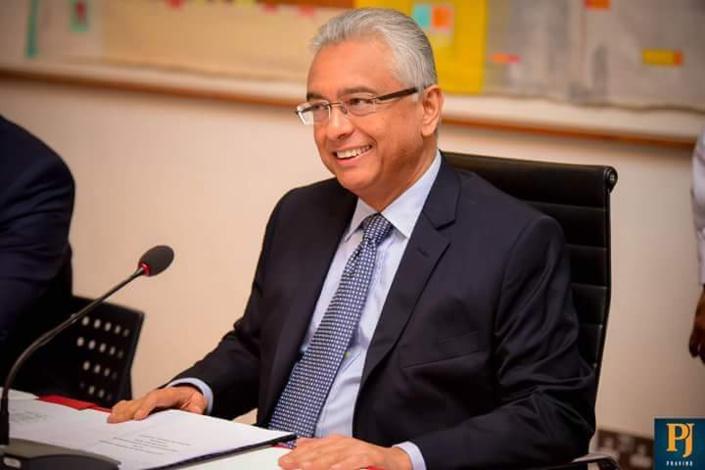 Le Premier ministre Pravind Jugnauth : Deux démissions coup sur coup sont «un coup dur»
