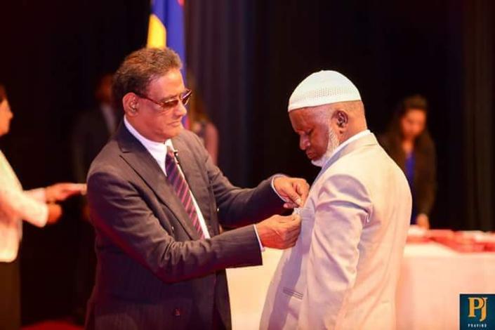 [Diaporama] Cérémonie de récompenses au Mahatma Gandhi Institute mercredi 2 août, à Moka,