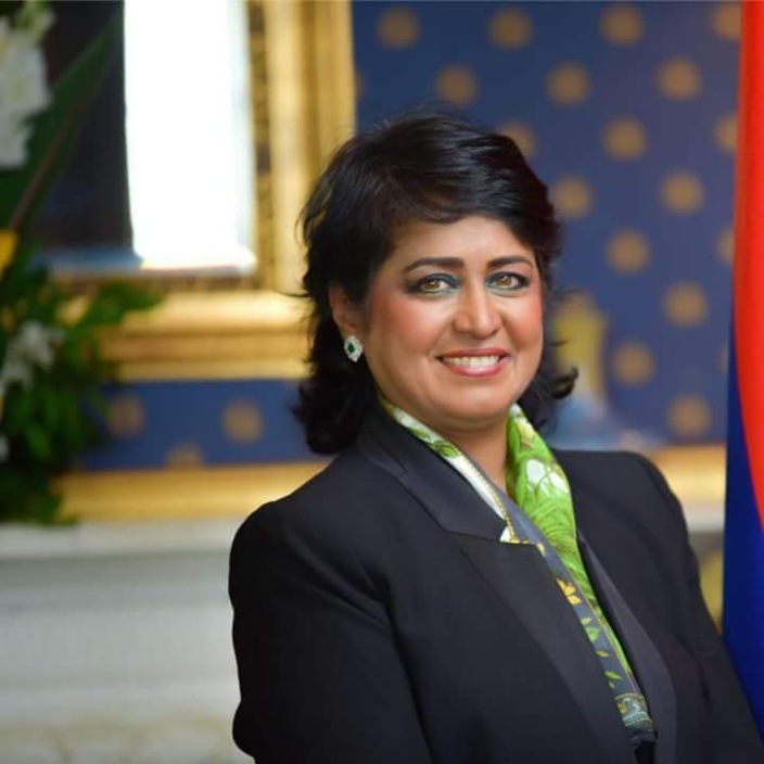 Commission d'enquête sur Ameenah Gurib-Fakim présidée par le Puisne Judge Asraf Caunhye