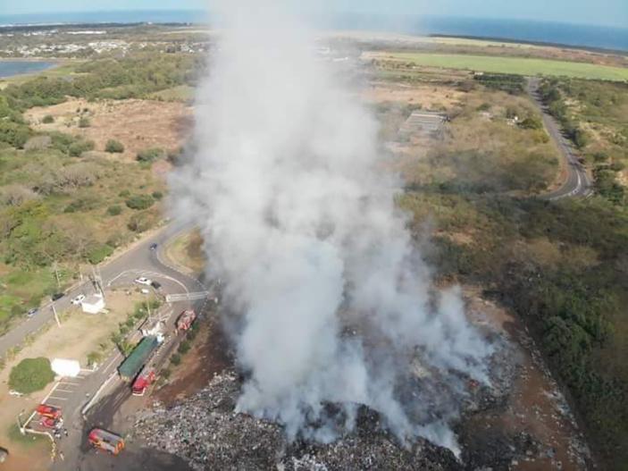 Incendie à la Chaumière : fumée toxique, les habitants craignent pour leur santé