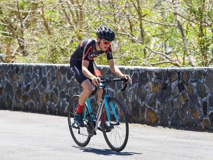 Tour Cycliste de la Réunion 2018 : Christopher Lagane remporte la 4e étape