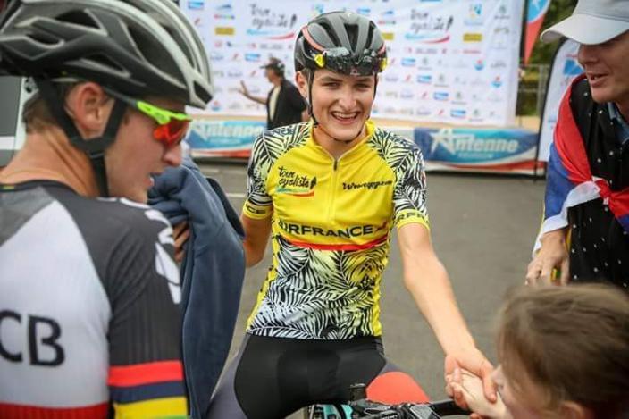 Le Mauricien Christopher Lagane vainqueur du Tour Cycliste de la Réunion 2018