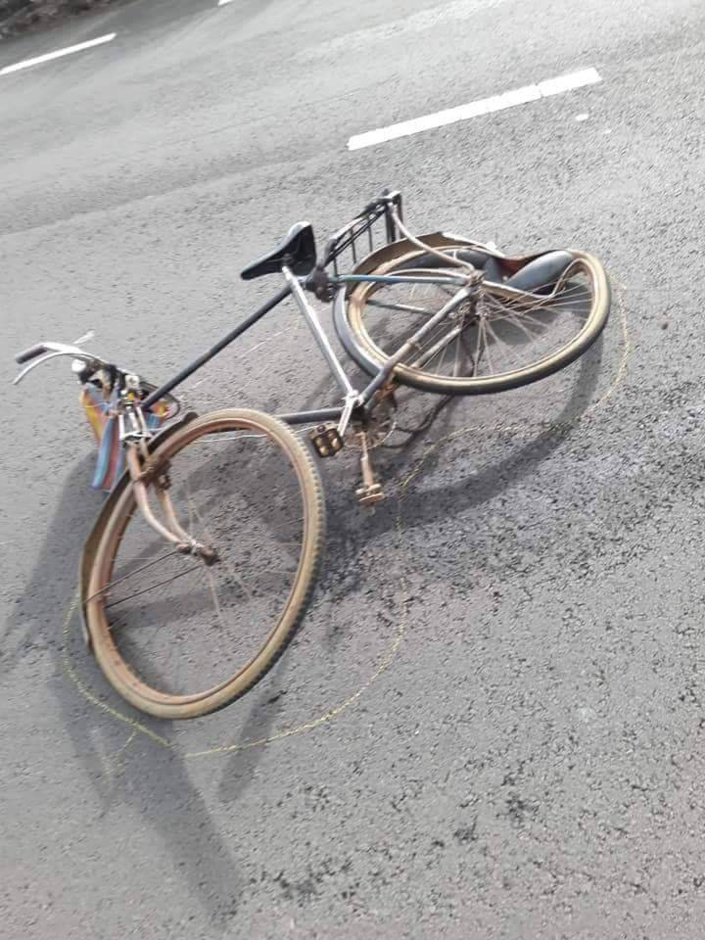 Accident mortel à Laventure : Un cycliste fauché par un automobiliste