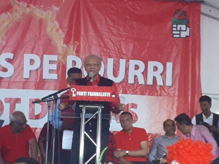 Drogue, scandales... Le réquisitoire de Navin Ramgoolam en congrès à Triolet