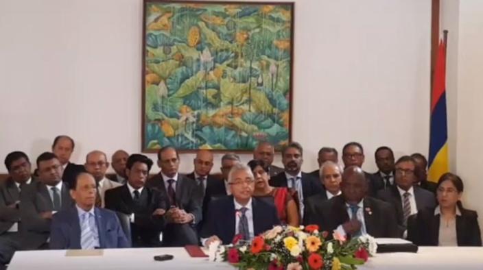 Chagos : Le PM appelle à l'unité des Mauriciens à 10 jours des audiences devant la Cour internationale de justice