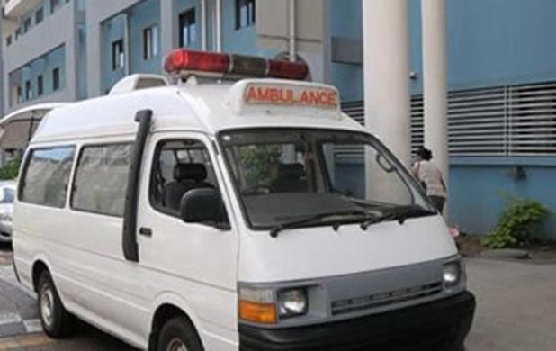 Camp-Diable : Un piéton violemment percuté par un van