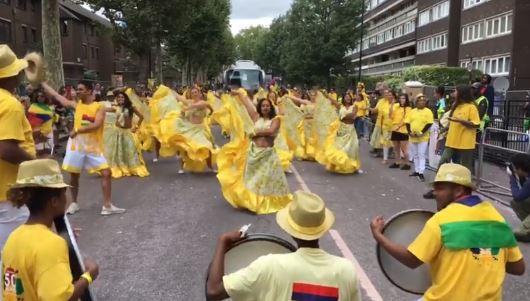 [Vidéo] Coup de foudre à Notting Hill, l'île Maurice au Carnaval de Londres