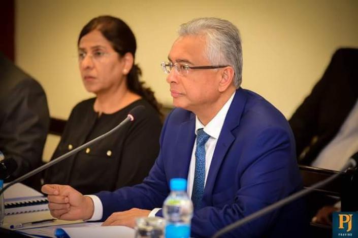 Pravind Jugnauth veut plus de femmes à l'Assemblée nationale