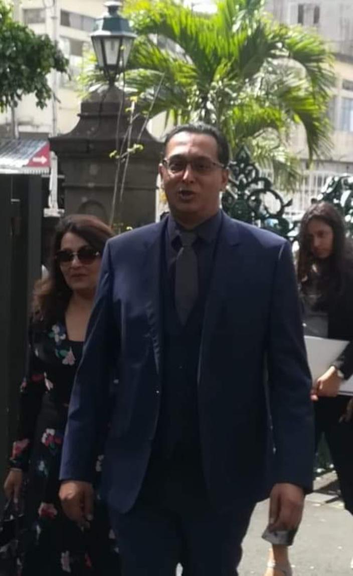 Commission Britam : Roshi Bhadain réfute les dires de Yacoob Ramtoola