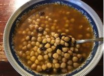La recette de Oummé : Le couscous au poulet
