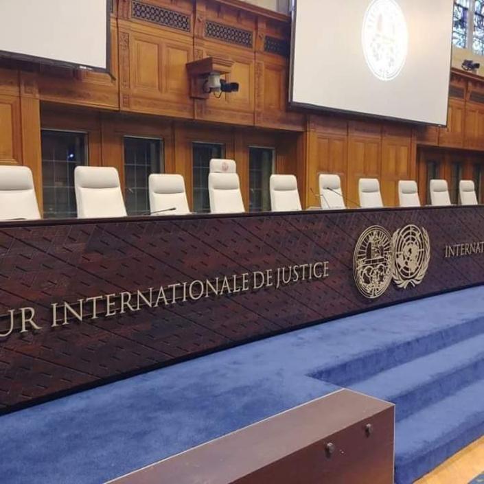 Cour internationale de justice : les débats battent leur plein