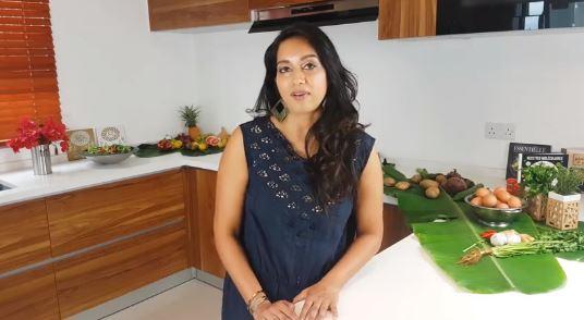 La recette de Sabrina de C Cook Mauritius : Gâteau Choco Fastoche