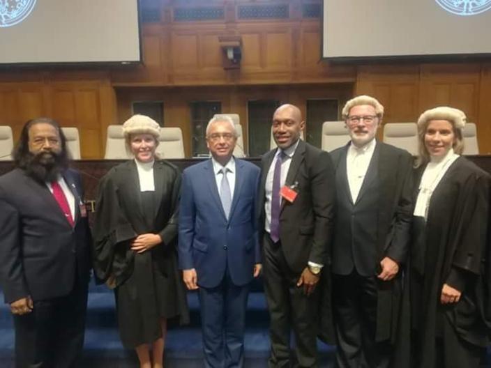 [Chagos] Pravind Jugnauth dit garder un grand espoir dans le verdict de la Cour Internationale de Justice.