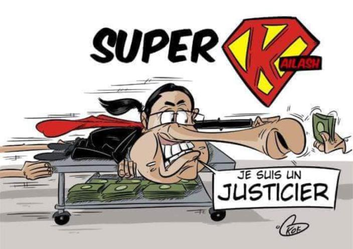 Super Kailash !