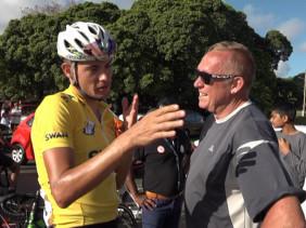 [Cyclisme] Gustav Basson est le vainqueur du Tour de Maurice 2018