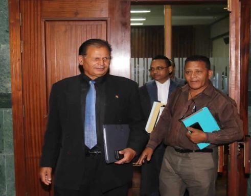 Le bureau du DPP demande une enquête policière sur le document remis par Dayal à la presse
