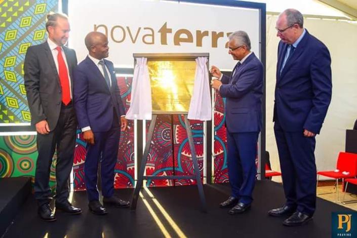 Inauguration officielle de l'African Leadership College Campus à Beau Plan
