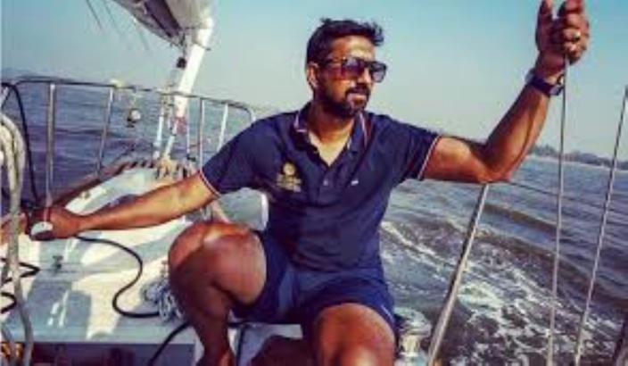 Des secours de Maurice et de la Réunion à la recherche de Abhilash Tomy, un skipper de la Golden Globe Race