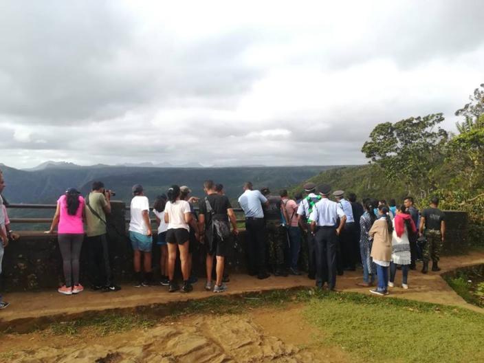 Gorges de la Rivière-Noire : Le touriste Hollandais retrouvé sain et sauf