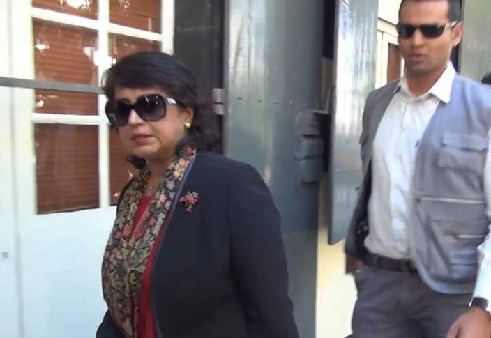 Commission d'enquête Ameenah Gurib-Fakim : la séance est renvoyée