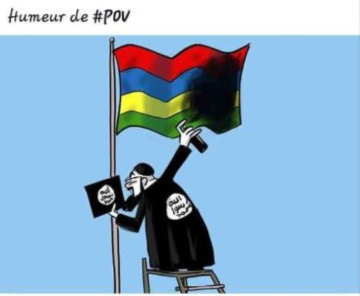 [Dossier] Affaire de l'intégriste Meetoo : Le caricaturiste POV a été interrogé aux Casernes centrales