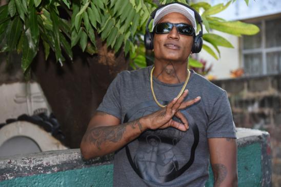 Le chanteur Sky to Be en prison pour vol allégué
