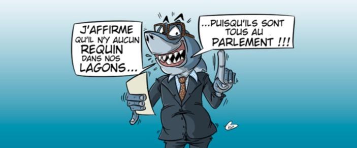 """Prem Koonjoo n'a jamais vu de requins ni """"labalenn"""" dans les eaux mauriciennes"""