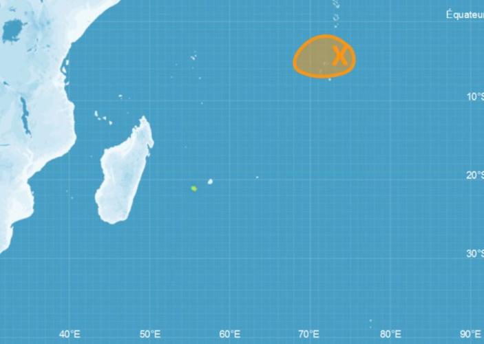 Météo France rehausse le niveau de probabilité de formation d'une tempête