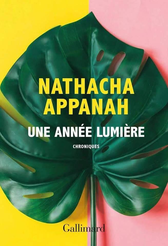 Lancement du livre de Natacha Appanah : Une année lumière