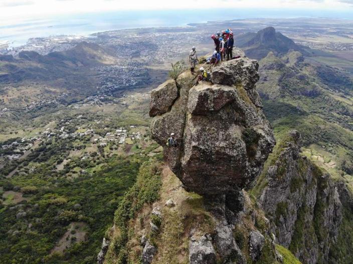 [Drone] Pieter Both Mauritius