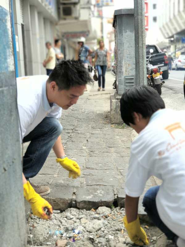 [Diaporama] Le New Chinatown Foundation révolutionne la capitale