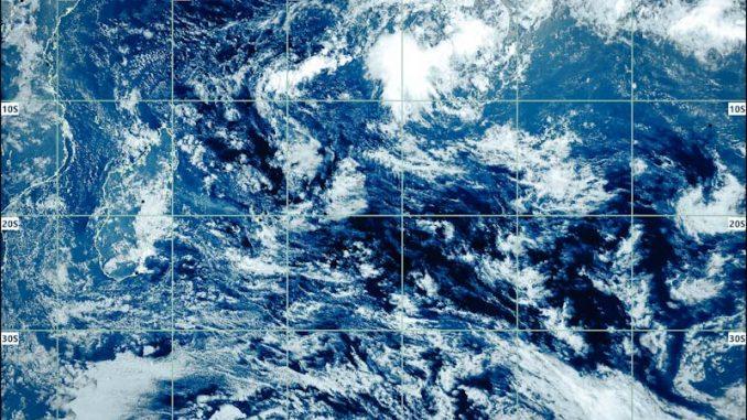 [Météo] Un anticyclone s'approche graduellement de Maurice.