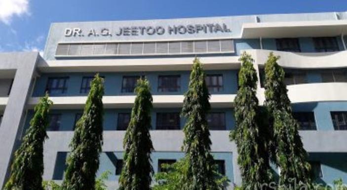 Des flacons de méthadone disparaissent de l'hôpital Jeetoo
