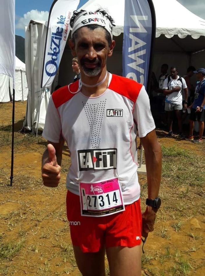 6e édition du Moka Trail : Le Réunionnais Jean Marie Cadet grand vainqueur