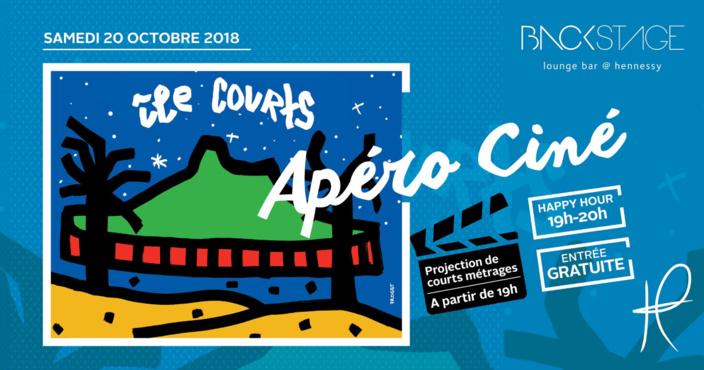 Festival Ile Court 2018 : Apéro-Ciné