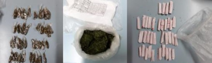 Grand Baie : Près de deux kilos de cannabis et de haschisch récupérés lors d'une perquisition