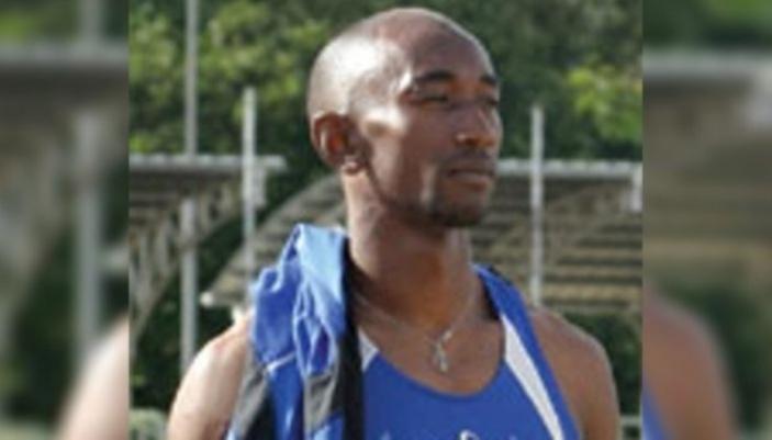 Le champion de saut en longueur, Arnaud Casquette a été arrêté pour vol