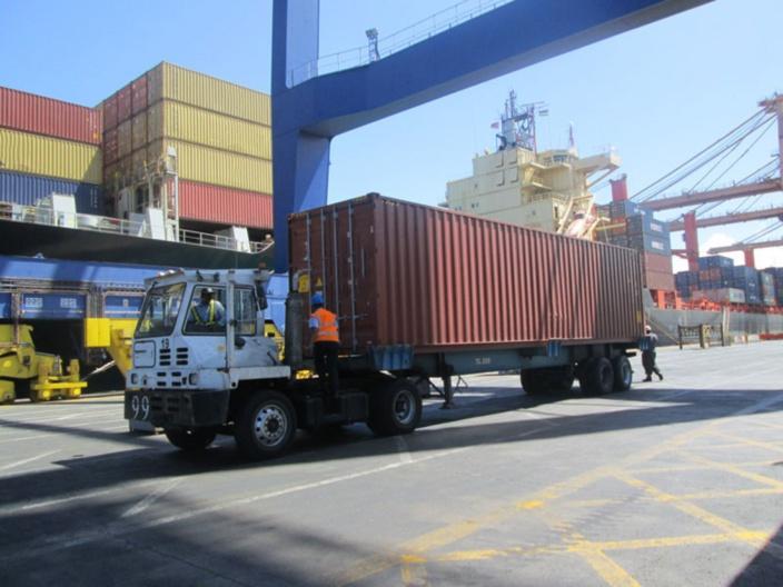 Sécurité renforcée au port malgré deux radars en panne depuis un an