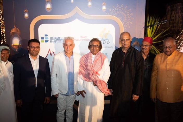 [Diaporama] Soirée d'ouverture de la deuxième édition de la Mauritius Cinema Week 2018